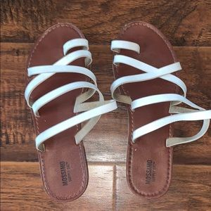 Mossimo Supply Co. Shoes - White Target sandals